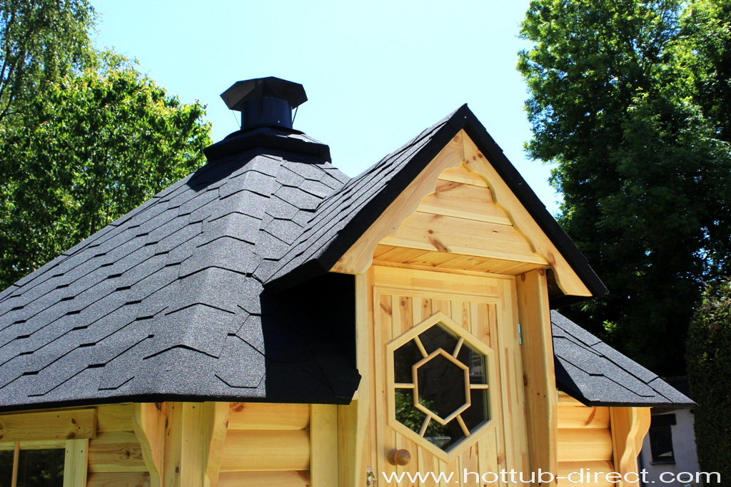 9 2 M Bbq Hut Grill Cabin Blog Archive Hottub Direct High