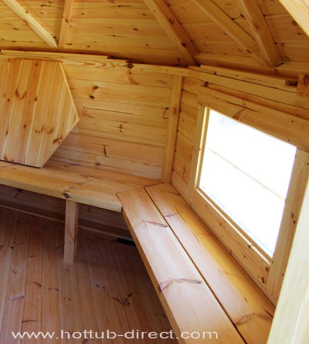 9 2m² Bbq Hut Grill Cabin Blog