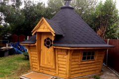 BBQ Huts - Grill Cabins