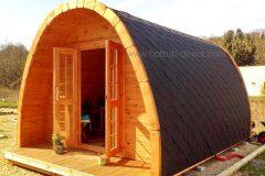 Camping pod IGLOO