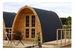 camping pod 3.0x5.9m