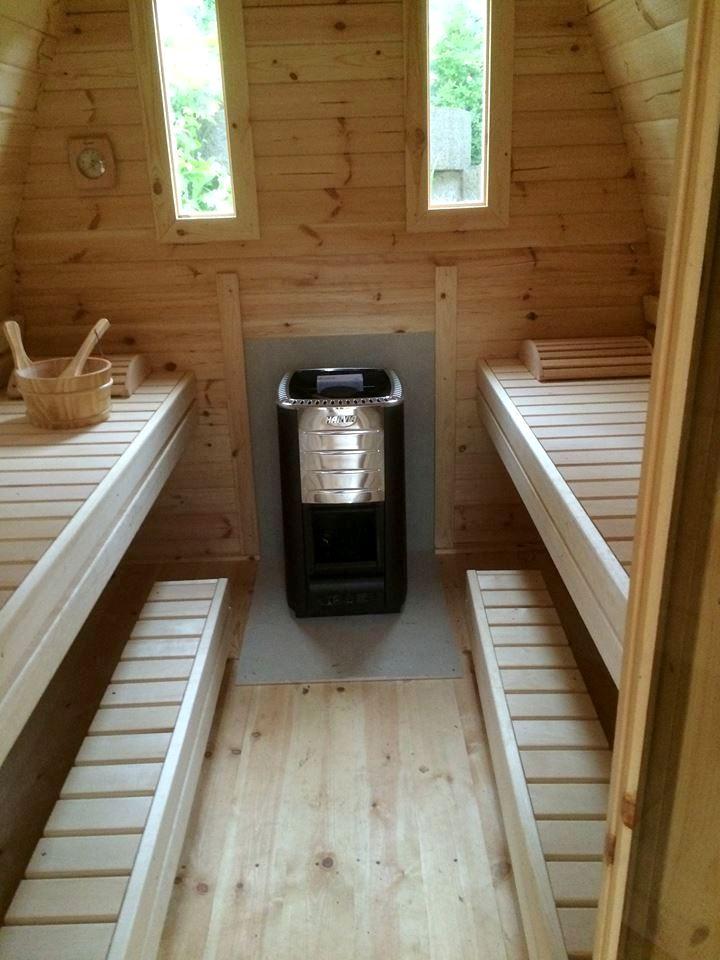 Sauna Pod 2 4 M X 5 9 M 187 Blog Archive 187 Hottub Direct