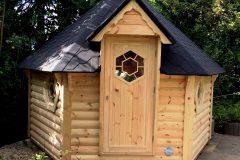 Sauna-cabin 9.2m