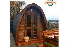 Sauna pod HT2
