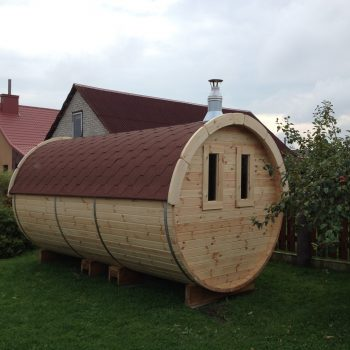 Hottub-Direct barrel sauna (barrel saunen, badetonne)