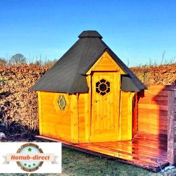 Sauna-Cabin 4,5