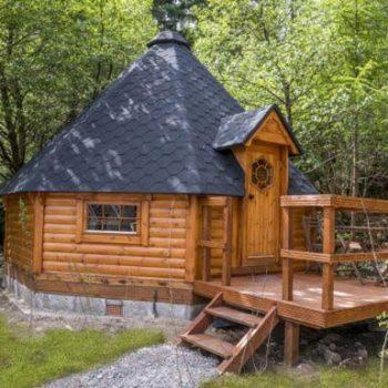 Grill cabin 25