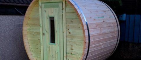 Mini sauna in Sctoland3 HTmini