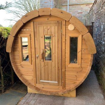 Thermowood sauna 2